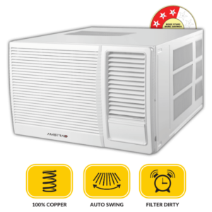 Amstrad-1.5-Ton-Fixed-Speed-Window-Air-Conditioner-AMW193G