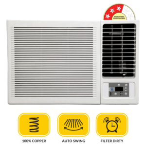 Amstrad-1.5-Ton-Fixed-Speed-Window-Air-Conditioner-AMW193S