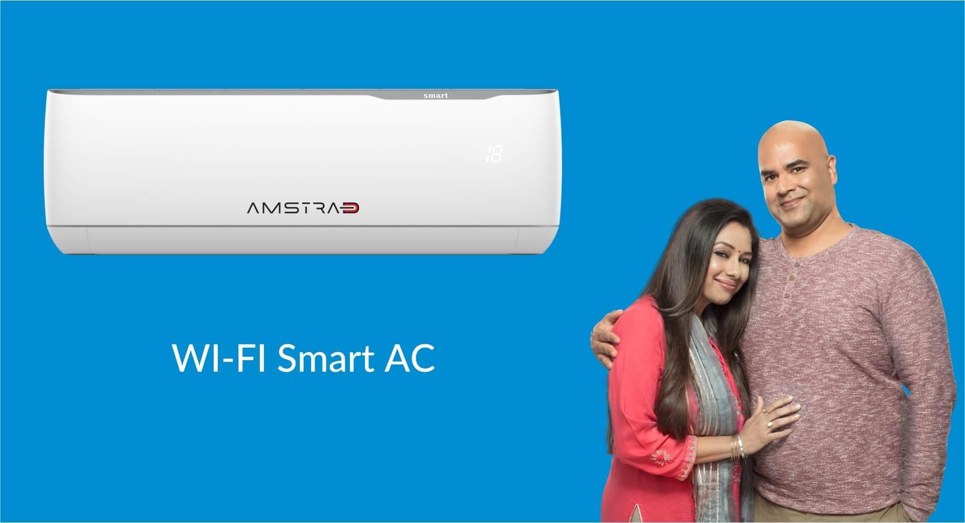 Amstrad Wi-Fi Smart AC