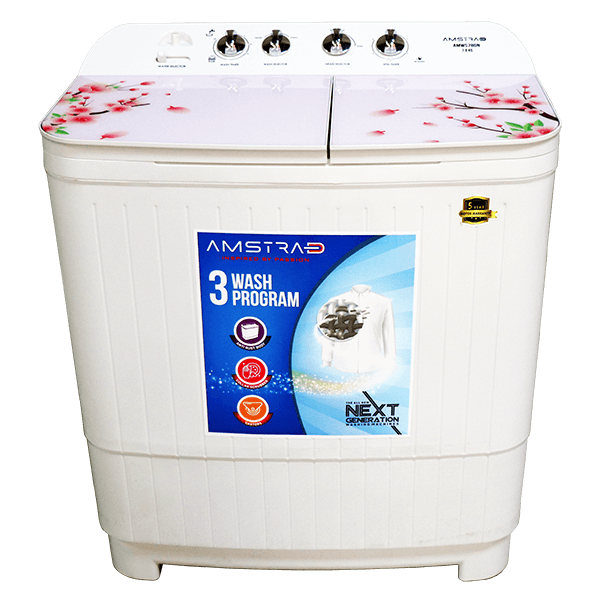 Amstrad Semi Automatic Washing Machine AMWS78GN