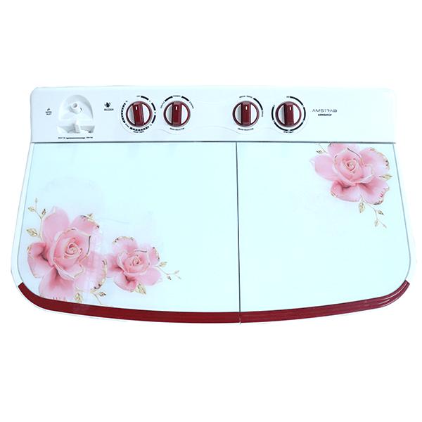Amstrad Semi Automatic Washing Machine AMWS85GP Top
