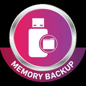 Memory Backup