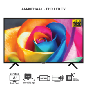 Amstrad Full HD LED TV AM40FHAA1