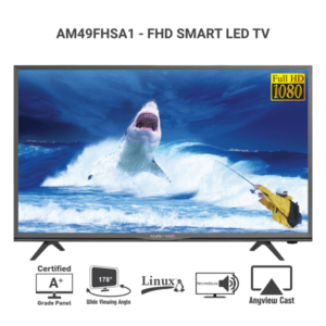 Amstrad-AM49FHSA1-SMART-LED-TV