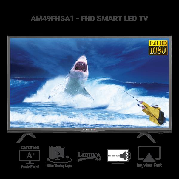 Amstrad-AM49FHSA1-SMART-LED-TV
