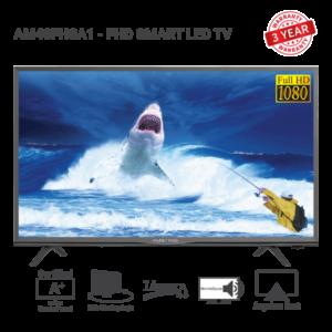 Amstrad Full HD Smart LED TV AM49FHSA1
