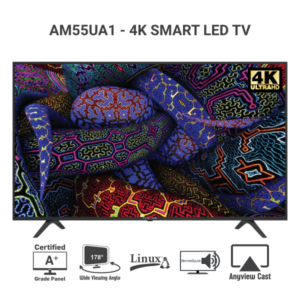 Amstrad-AM55UA1-Smart-LED-4K-UHD-TV