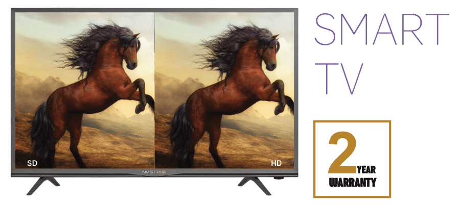 Amstrad Smart LED TV
