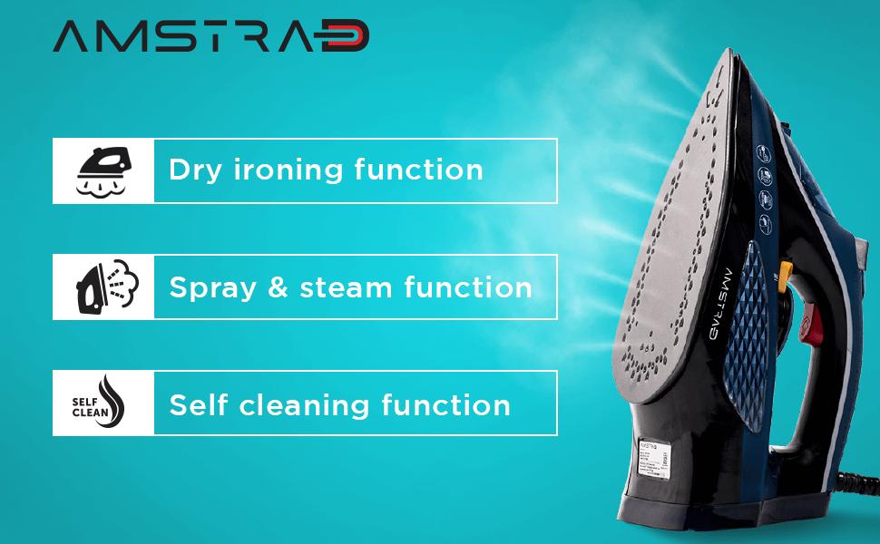 Amstrad Steam Iron