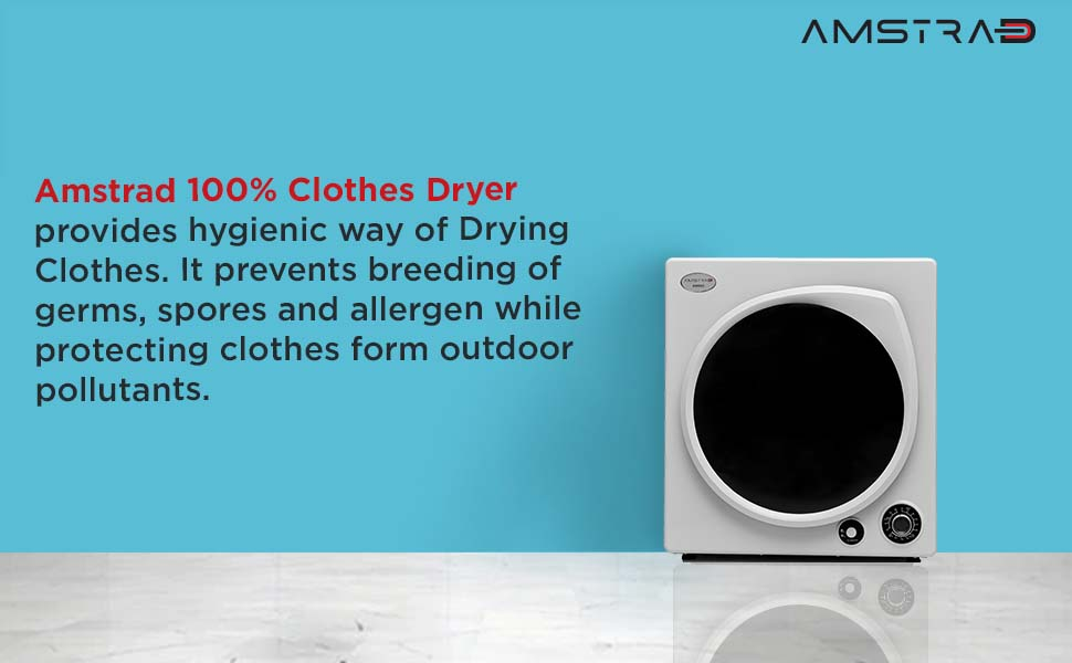 amstrad 100% clothes dryer
