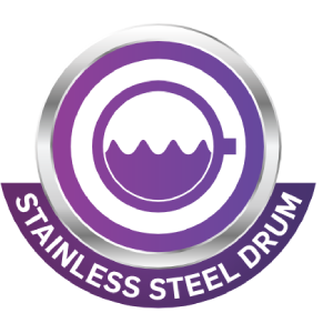 Stainless-Steel-Drum