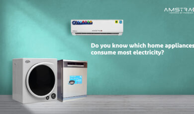 Amstrad Energy Saving Home Appliances