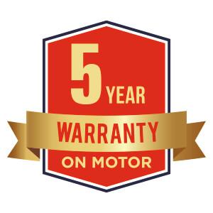 Amstrad Atta Chakki 5 Year Motor Warranty