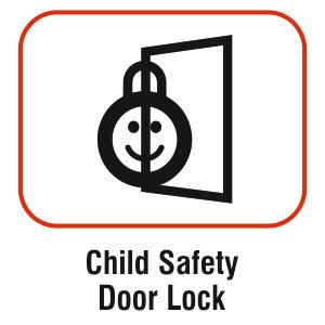 Amstrad Atta Chakki Child Lock