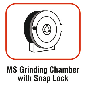 Amstrad MS Grinding Chamber