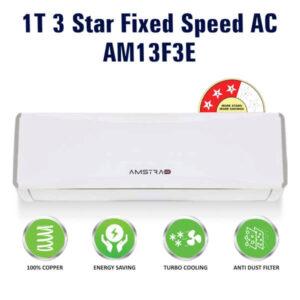 Amstrad 3 Star 1 Ton Fixed Speed AC AM20F3E