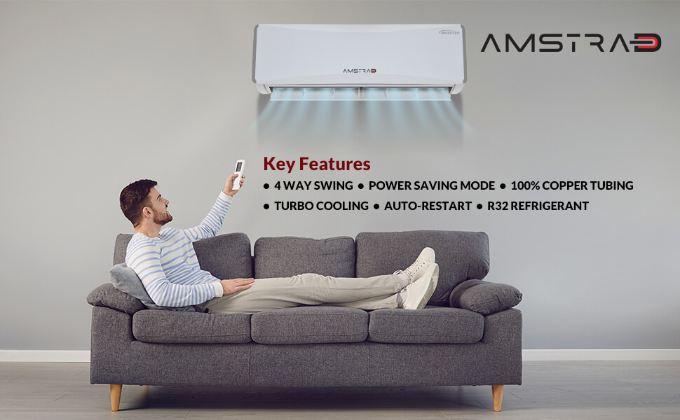 Amstrad 3 Star Inverter AC E Series
