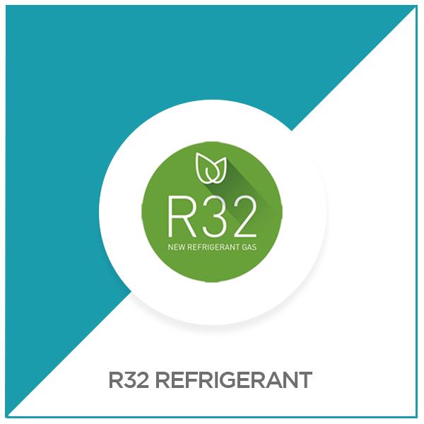 Eco-Friendly R32 Gas