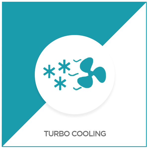 Turbo Cooling