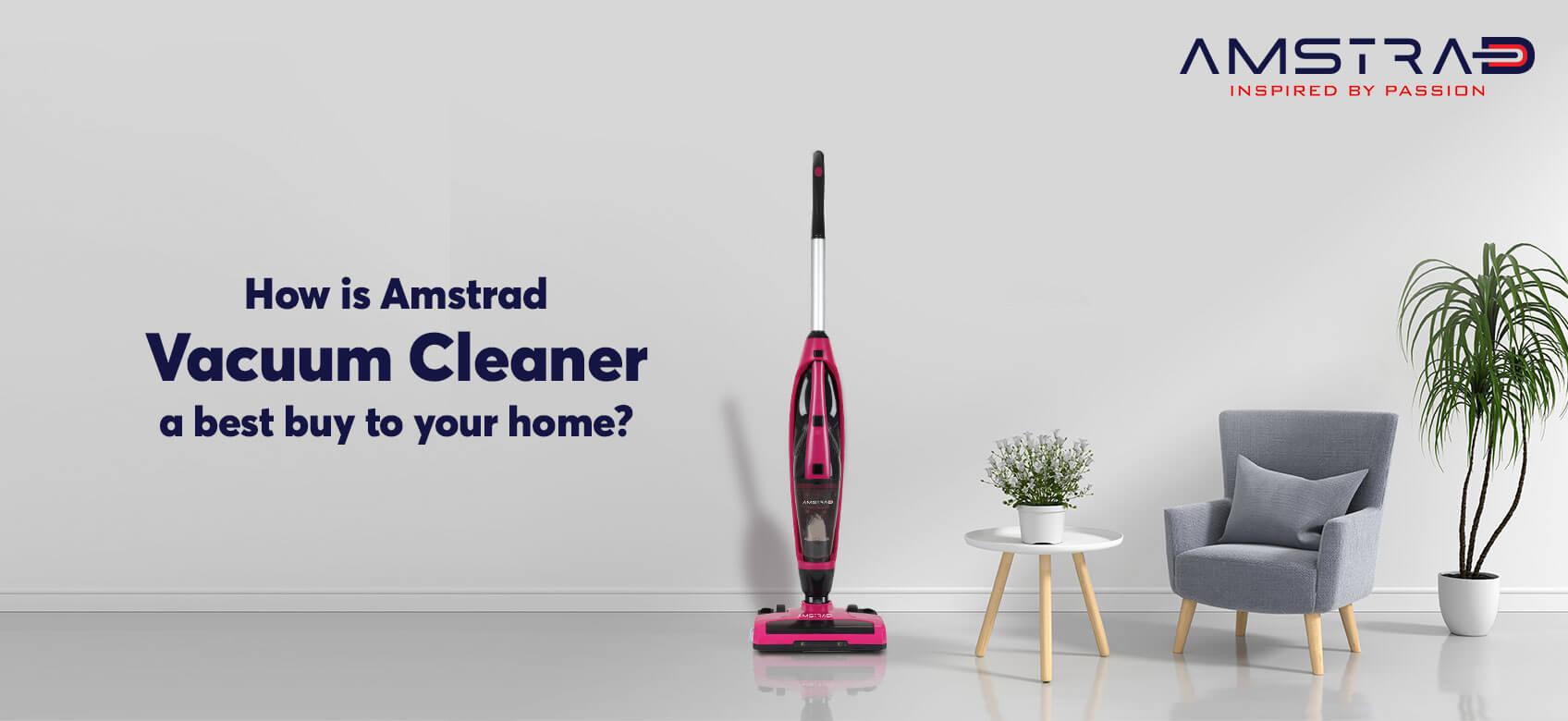Amstrad 3-in-1 Vacuum Cleaner