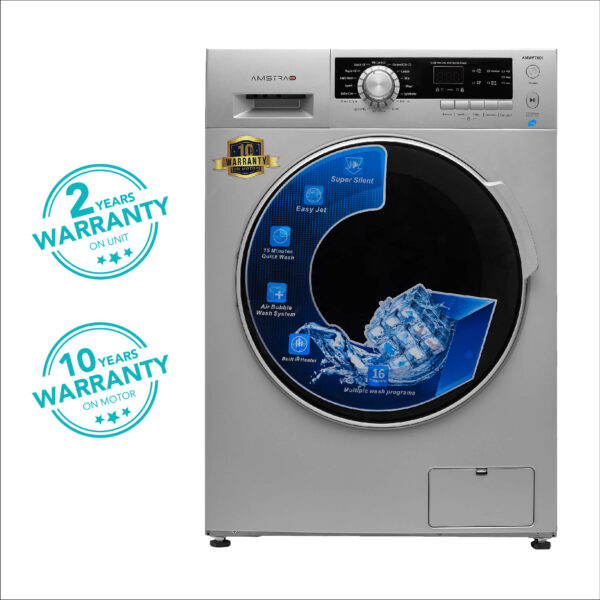 Amstrad Front Load Fully Automatic Washing Machine_AMWF70Di