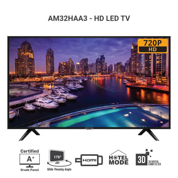Amstrad-AM32HAA3-LED-TV