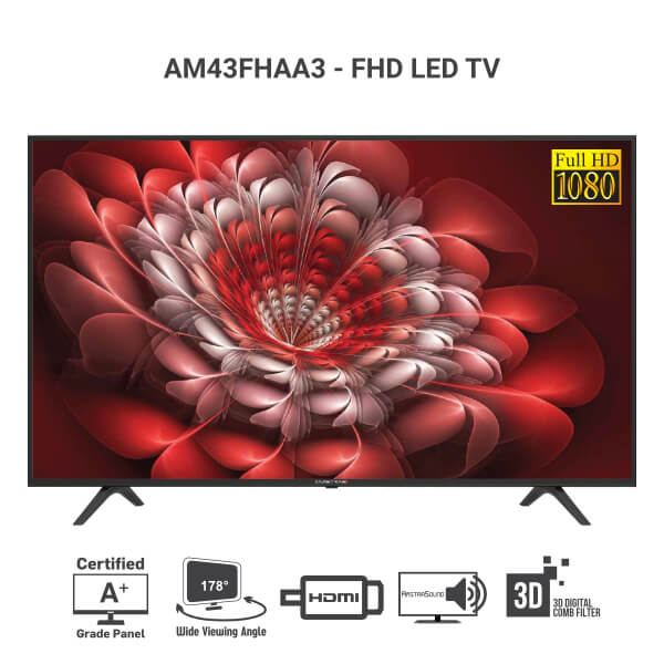 Amstrad-AM43FHAA3-FHD-LED-TV