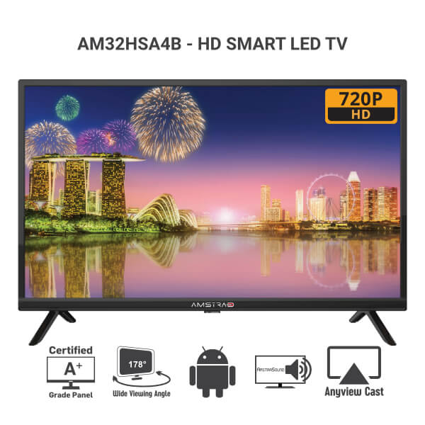 Amstrad-HD-Smart-LED-TV-AM32HSA4B