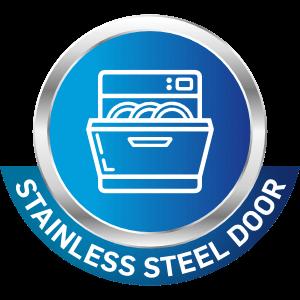 Dishwasher Stainless Steel Door Icon