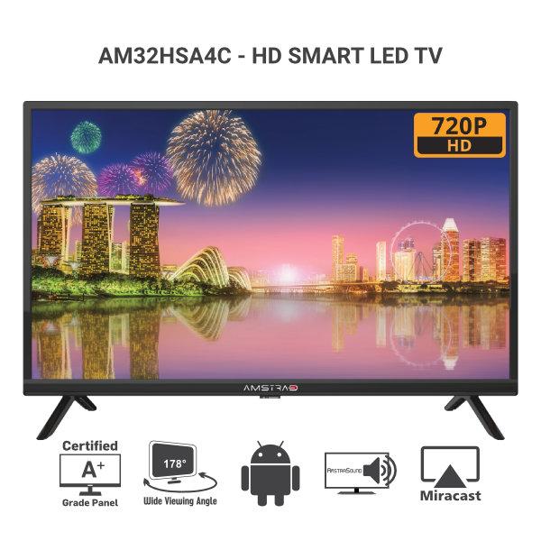 Amstrad HD Smart LED TV