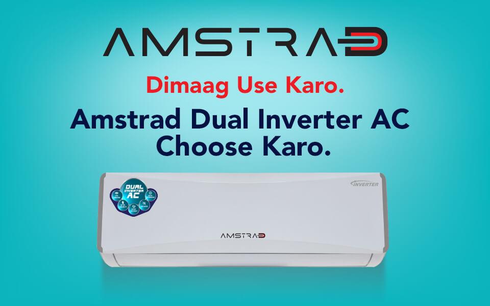 Amstrad Dual Inverter 3 Star AC